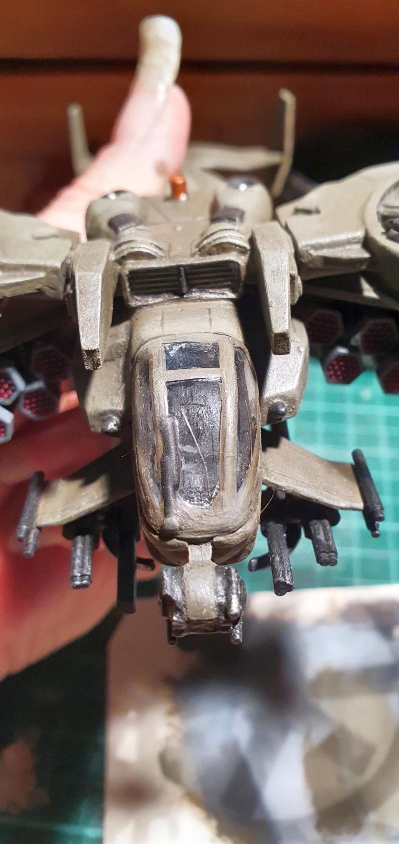 """Zwei AT-99 """"Skorpion"""" Gunships aus Avatar, 1:72 von Fantastic Plastic - Seite 2 20211120"""