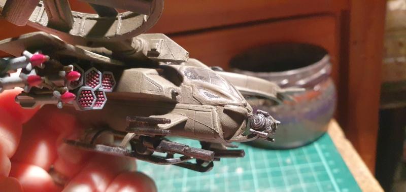 """Zwei AT-99 """"Skorpion"""" Gunships aus Avatar, 1:72 von Fantastic Plastic - Seite 2 20211122"""