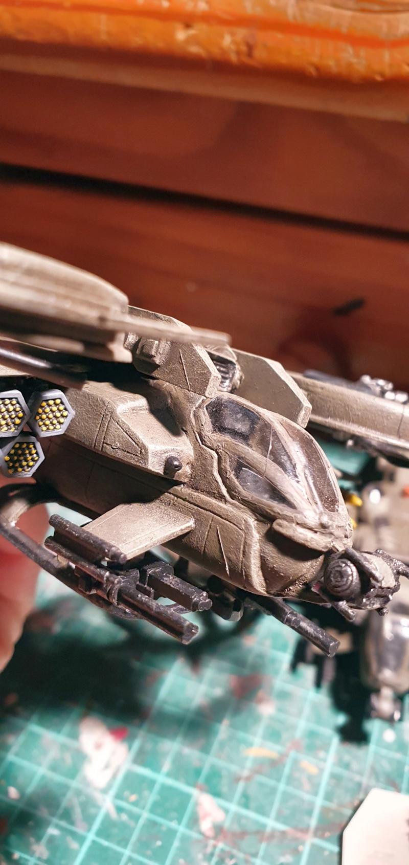 """Zwei AT-99 """"Skorpion"""" Gunships aus Avatar, 1:72 von Fantastic Plastic - Seite 2 20211127"""