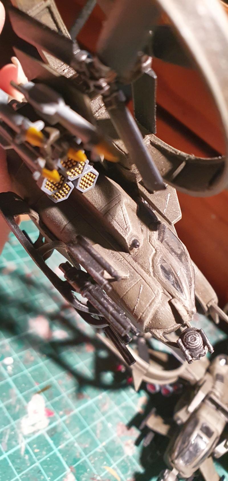 """Zwei AT-99 """"Skorpion"""" Gunships aus Avatar, 1:72 von Fantastic Plastic - Seite 2 20211131"""