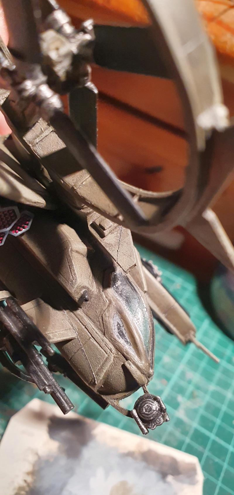 """Zwei AT-99 """"Skorpion"""" Gunships aus Avatar, 1:72 von Fantastic Plastic - Seite 2 20211135"""
