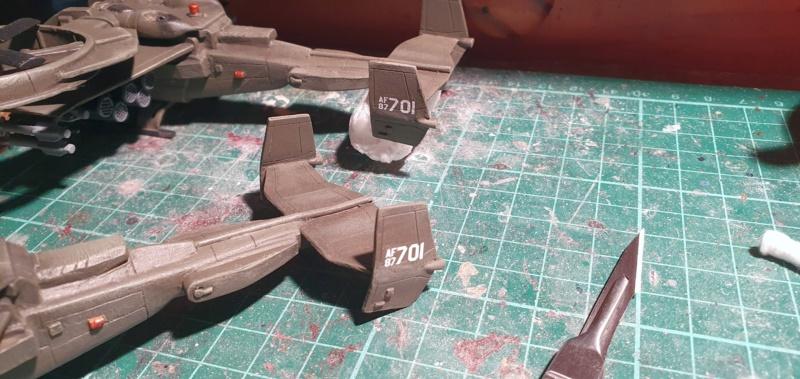 """Zwei AT-99 """"Skorpion"""" Gunships aus Avatar, 1:72 von Fantastic Plastic - Seite 2 20211142"""