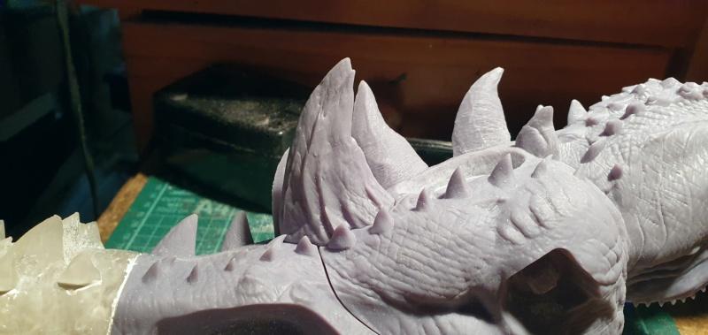 Emmerichs Gozilla von 1998, 1:250, Resin 3D Druck von Gambody 20211372