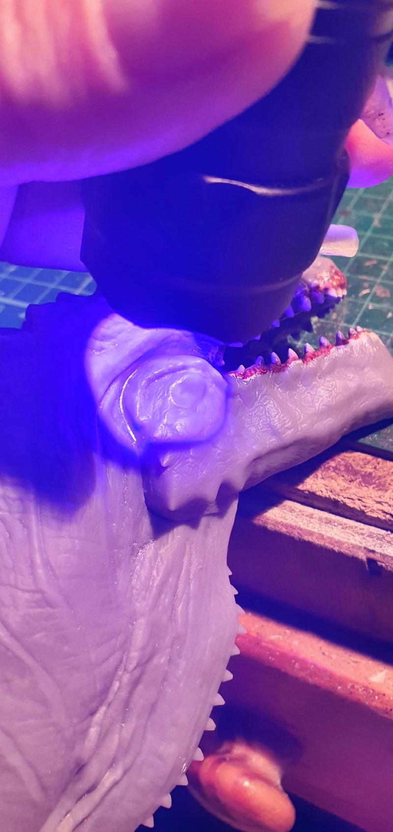 Emmerichs Gozilla von 1998, 1:250, Resin 3D Druck von Gambody 20211404