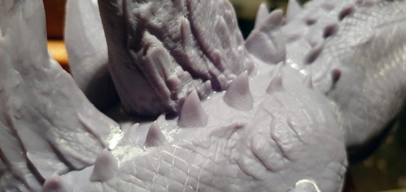 Emmerichs Gozilla von 1998, 1:250, Resin 3D Druck von Gambody 20211612