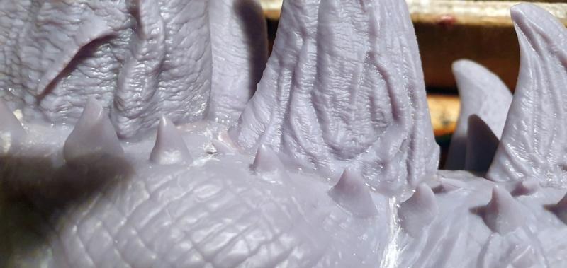 Emmerichs Gozilla von 1998, 1:250, Resin 3D Druck von Gambody 20211614