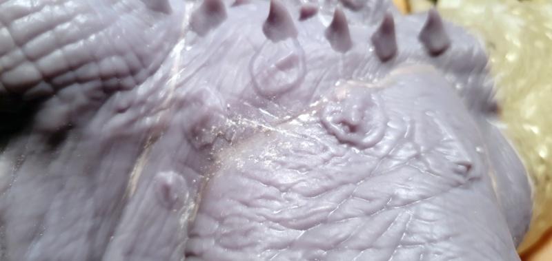 Emmerichs Gozilla von 1998, 1:250, Resin 3D Druck von Gambody 20211673