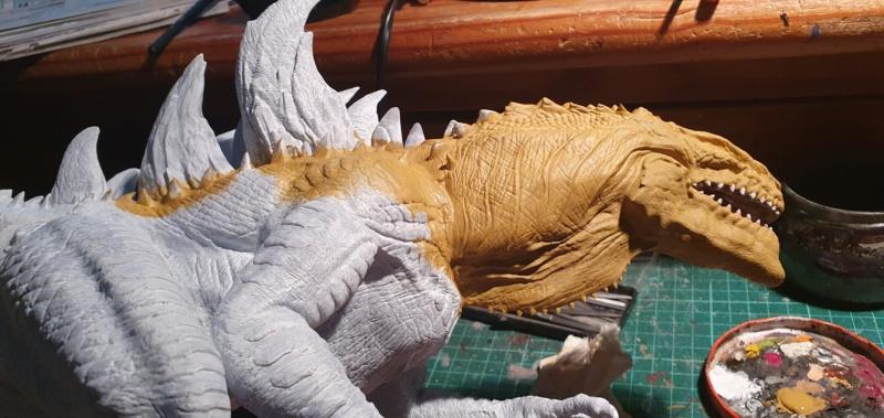 Emmerichs Gozilla von 1998, 1:250, Resin 3D Druck von Gambody 20211724