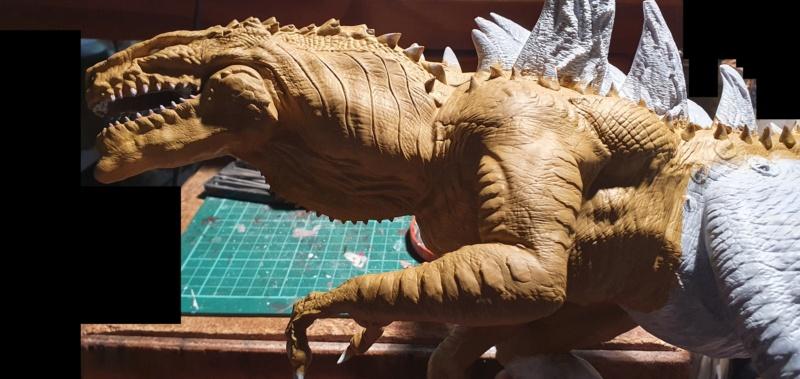 Emmerichs Gozilla von 1998, 1:250, Resin 3D Druck von Gambody 20211728