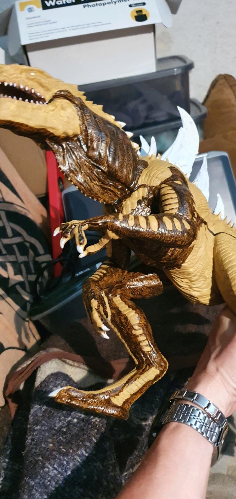 Emmerichs Gozilla von 1998, 1:250, Resin 3D Druck von Gambody - Seite 2 20211733