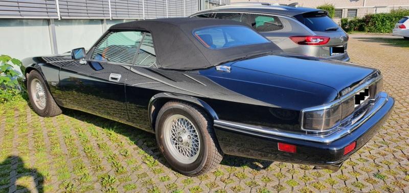 Jaguar XJS Convertible 20211766