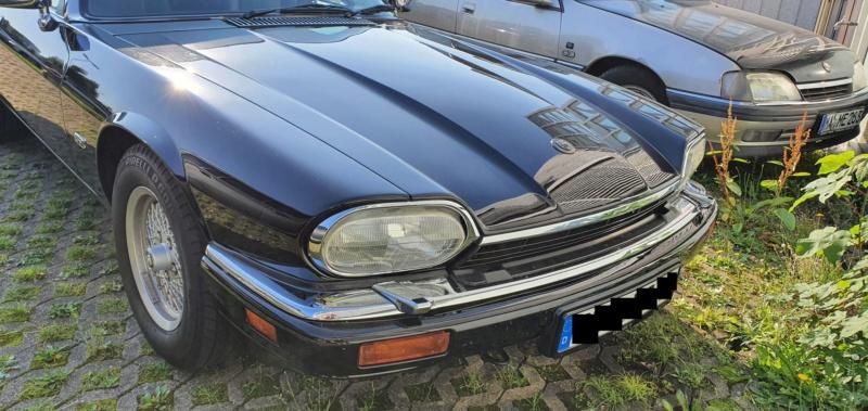 Jaguar XJS Convertible 20211770