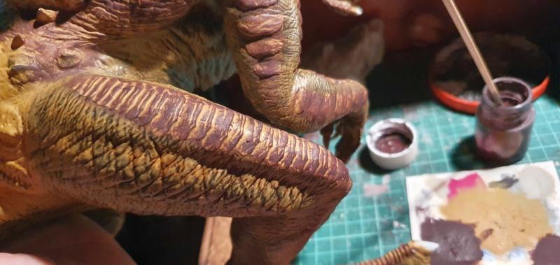Emmerichs Gozilla von 1998, 1:250, Resin 3D Druck von Gambody - Seite 2 20211811
