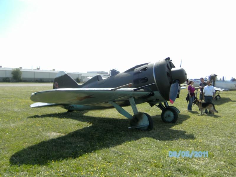 Polikarpov I-16 Type 24 D-EPRN Pict4810