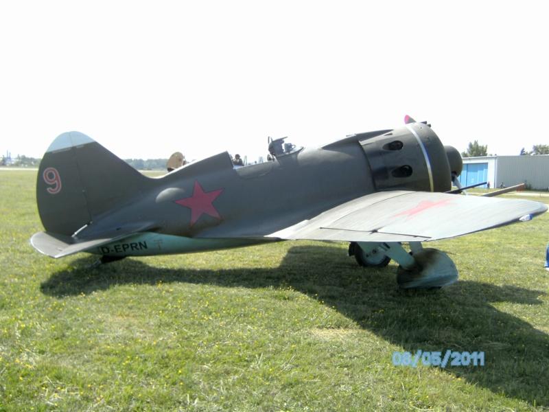 Polikarpov I-16 Type 24 D-EPRN Pict4811