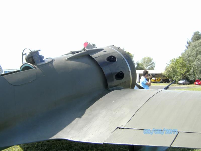 Polikarpov I-16 Type 24 D-EPRN Pict4812