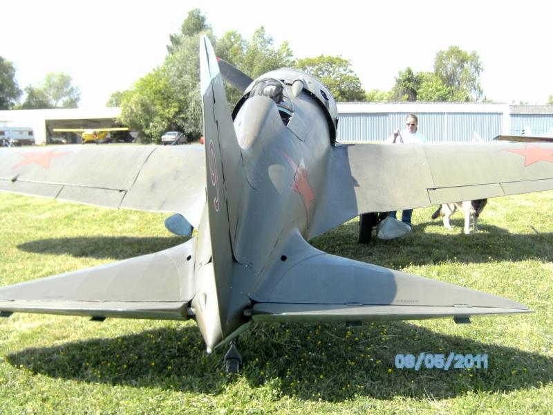 Polikarpov I-16 Type 24 D-EPRN Pict4815