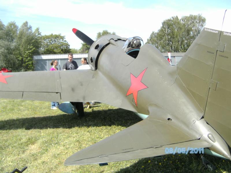 Polikarpov I-16 Type 24 D-EPRN Pict4816