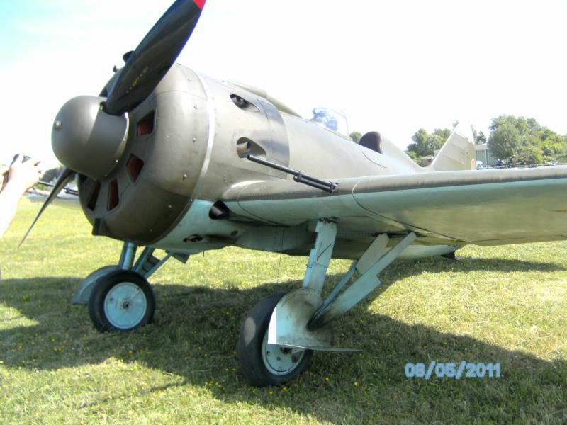 Polikarpov I-16 Type 24 D-EPRN Pict4817