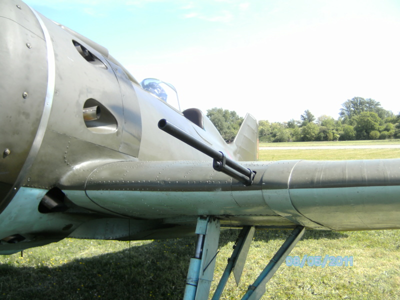 Polikarpov I-16 Type 24 D-EPRN Pict4818