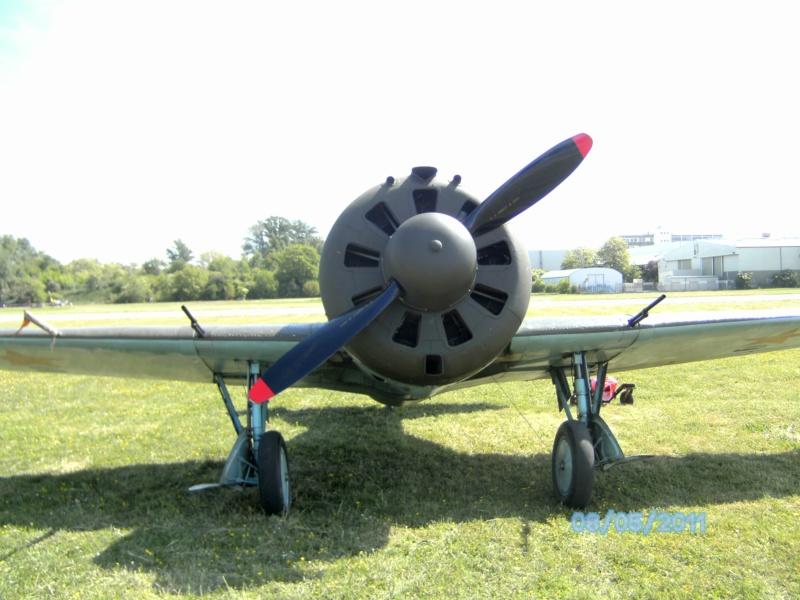 Polikarpov I-16 Type 24 D-EPRN Pict4913