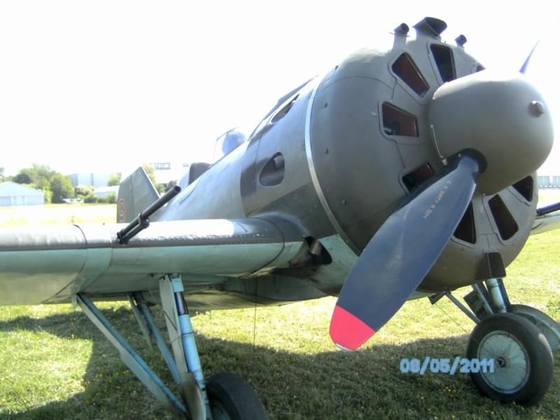 Polikarpov I-16 Type 24 D-EPRN Pict4914