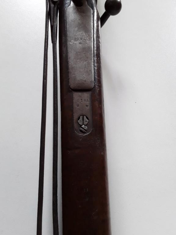 """98k S147 1936 sans marquage du """"Mod 98"""" 20190426"""