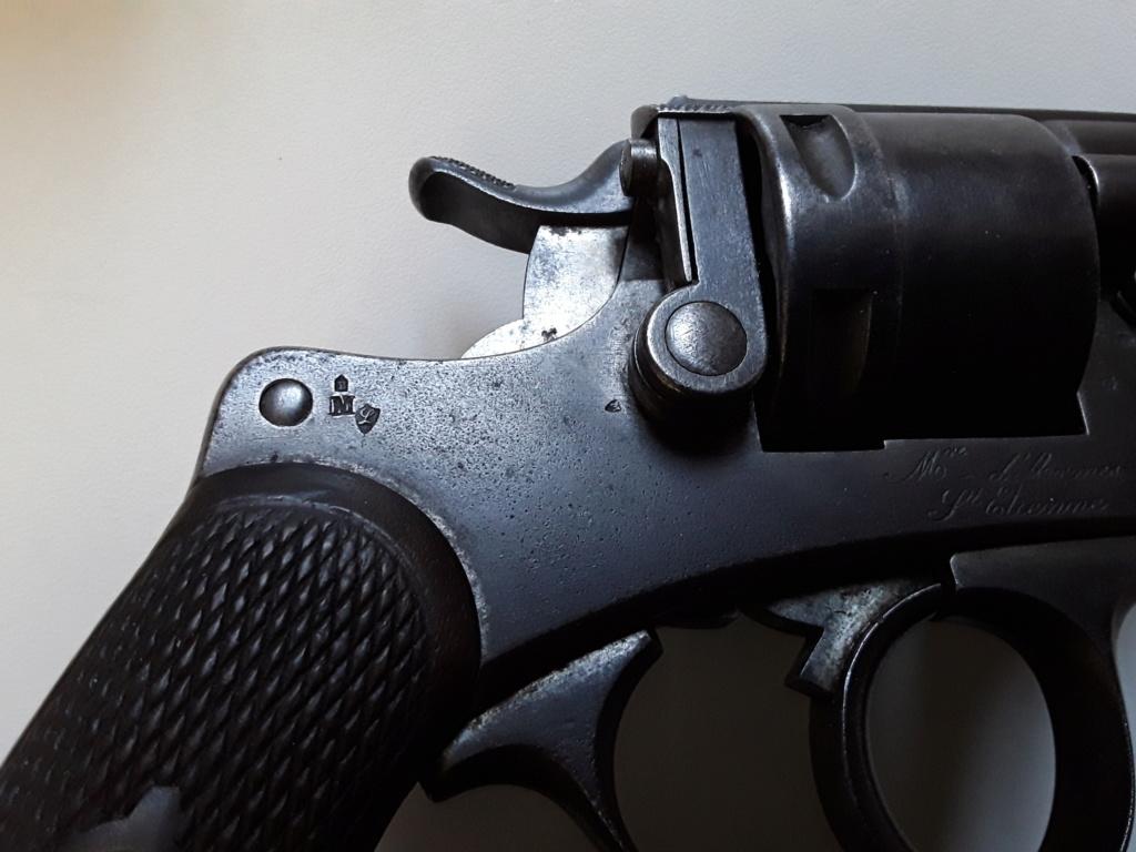 Revolver 1873 : Numérotation Et Problèmes