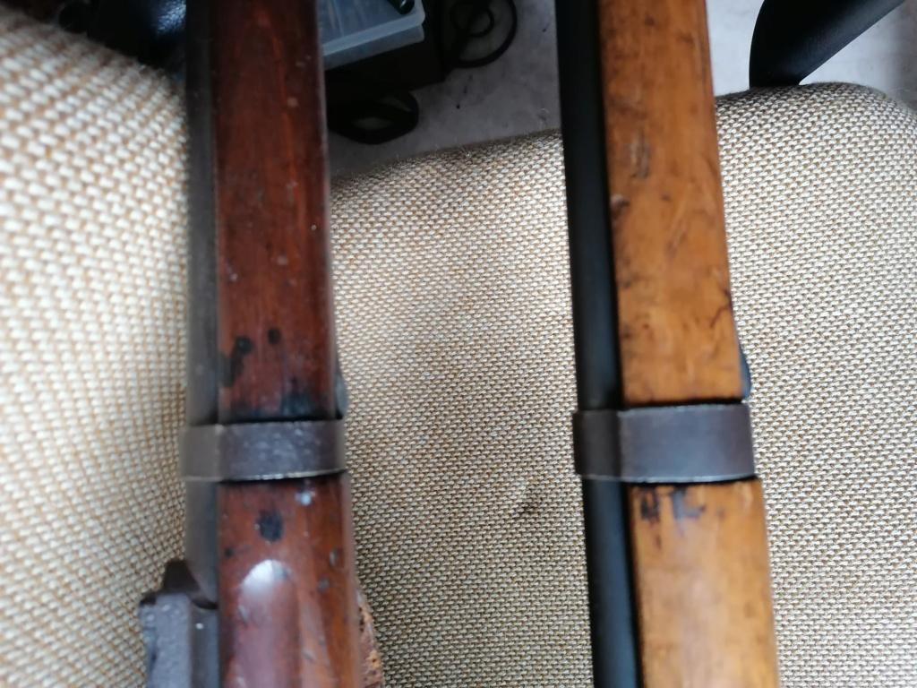 Fusil et mousqueton Berthier question de grenadières Img_2092