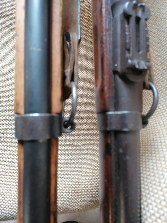 Fusil et mousqueton Berthier question de grenadières Img_2093
