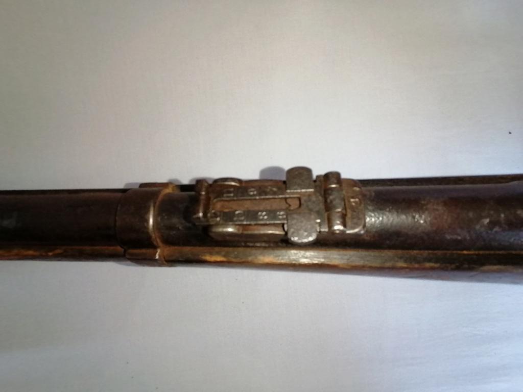UN WERDER MODELE 1869  ORIGINAL PRISE DE GUERRE ABANDON  Img_2189