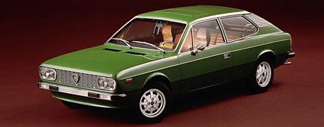 lancia - Lancia Beta: l'ultima Lancia, la prima Fiat Lancia12