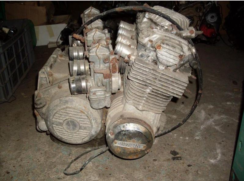 pour les copains motobi-benelli anciennes: moteur benelli type inconnu  Moteur11