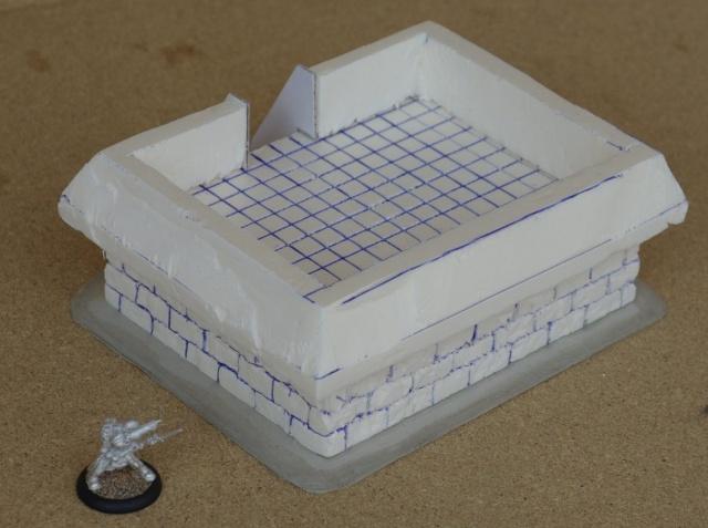 Bouker ouvert Warmachine Bunker11