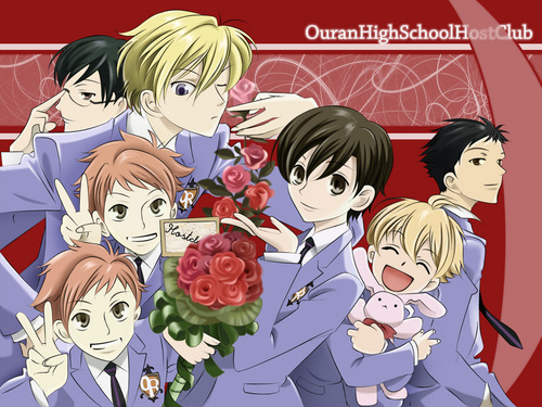 Ouran high school host club Ouran10