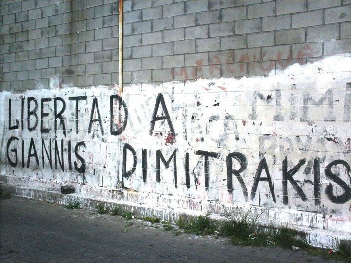 Libertad a Giannis Dimitrakis! 26007610