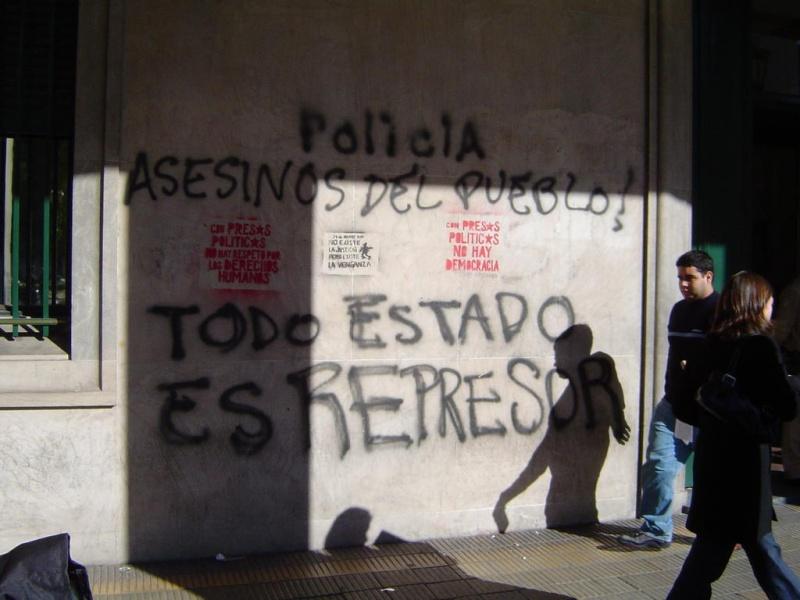 Todo Estado es represor! Todo2010