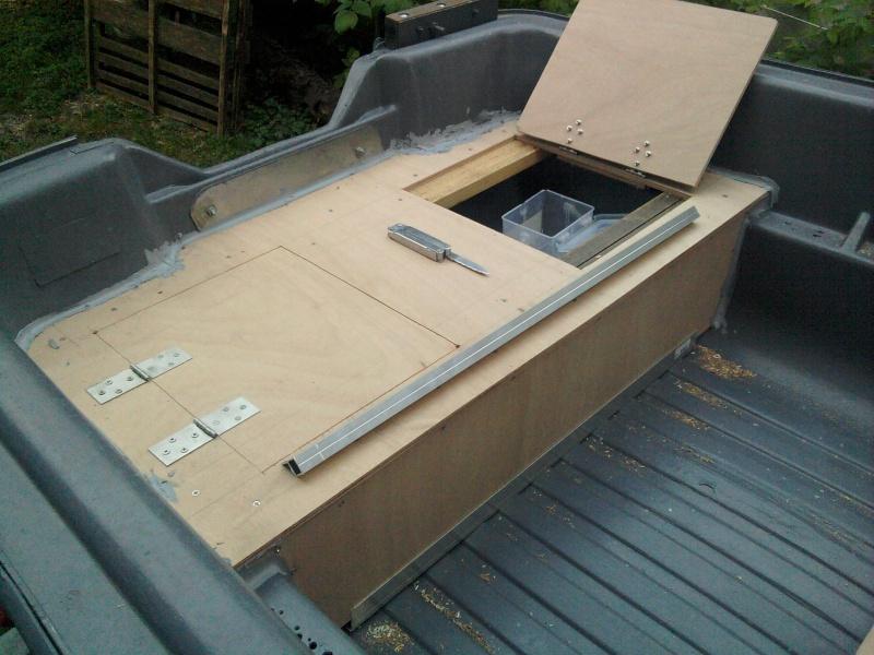 Réfection de ma barque Tabur yak IV 2011-013