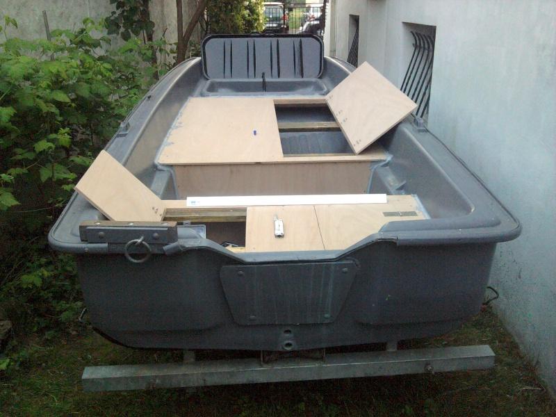 Réfection de ma barque Tabur yak IV 2011-015
