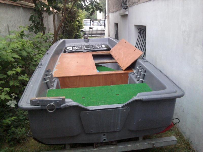 Réfection de ma barque Tabur yak IV 2011-016