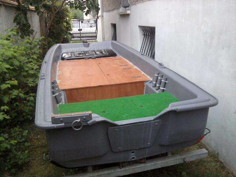 Réfection de ma barque Tabur yak IV 2011-017