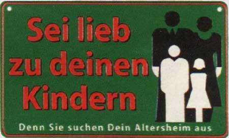 Witzige Schilder und Bilder! Altenh10