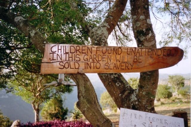 Witzige Schilder und Bilder! Eltern10