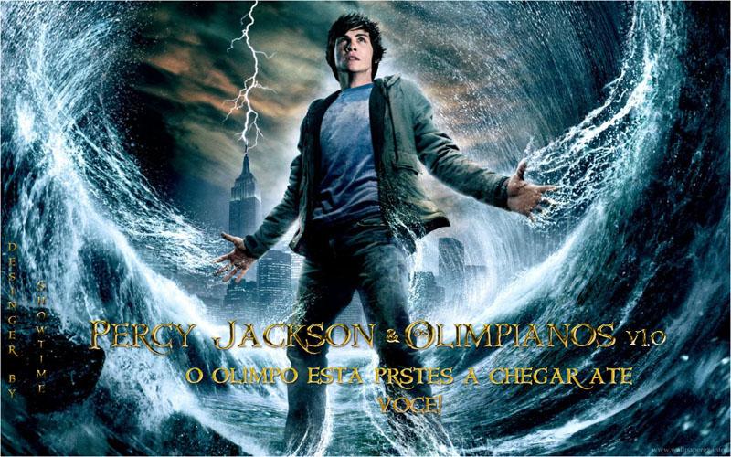 Percy Jackson Br