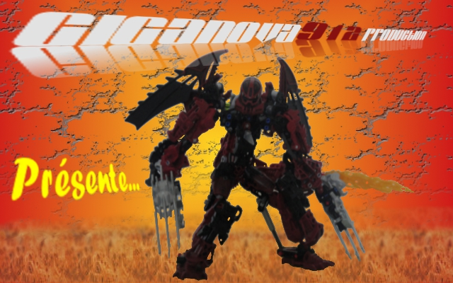 [Blog] Affiche pour la Giganova912 production. Gigano11