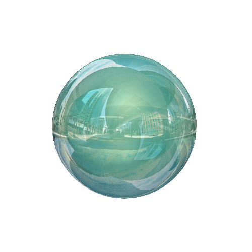 Créer une sphère 3D surréaliste avec Photoshop Cs5 Tutori19