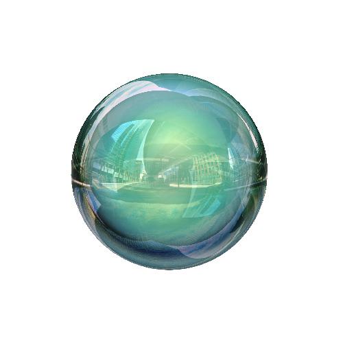 Créer une sphère 3D surréaliste avec Photoshop Cs5 Tutori24