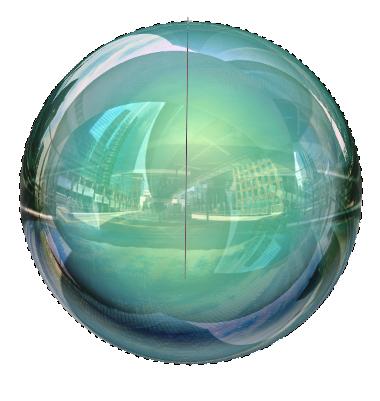 Créer une sphère 3D surréaliste avec Photoshop Cs5 Tutori25