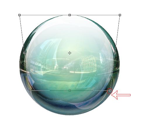 Créer une sphère 3D surréaliste avec Photoshop Cs5 Tutori27