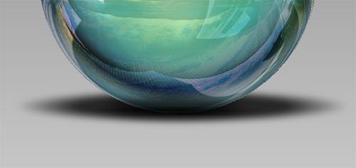 Créer une sphère 3D surréaliste avec Photoshop Cs5 Tutori38